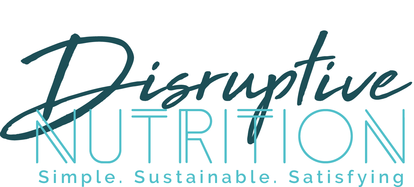 Disruptive Nutrition