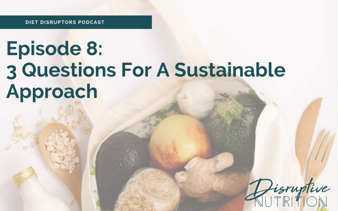 Episode 8: Sustainability-3 Questions